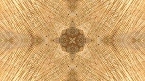 Sporen van besnoeiingen op een gestileerde boomstam voor decoratie stock foto