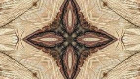 Sporen van besnoeiingen op een gestileerde boomstam voor decoratie royalty-vrije stock fotografie