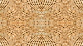 Sporen van besnoeiingen op een gestileerde boomstam voor decoratie stock foto's