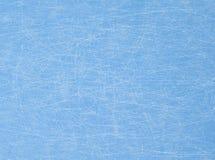 Sporen van de vleten op ijs Royalty-vrije Stock Foto's