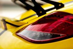 Sportów Bieżni samochody fotografia royalty free