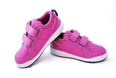 Sportów butów strona Zdjęcia Royalty Free