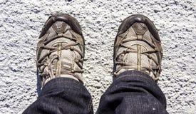 Sportów buty Zdjęcia Stock