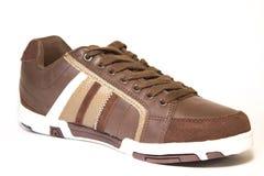 Sportów buty odizolowywający na białym tle Obraz Royalty Free