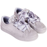 Sportów sneakers odizolowywający na białym tle Fotografia Stock