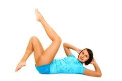 Sportów ćwiczenia Zdjęcia Stock