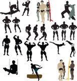 Sport. illustrazione vettoriale