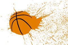 Sport abstract background Royalty Free Stock Image