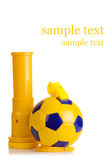 Sport accessories Royalty Free Stock Photo