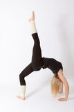 Sport and acrobatics Stock Images
