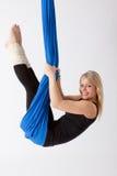 Sport and acrobatics Stock Photography