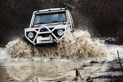 Sport Action Race Offroad Stock Photography