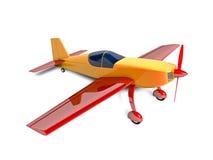 Sport airplane Royalty Free Stock Photo