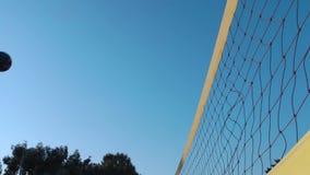 Sport aktywności siatkówki sieć zbiory wideo