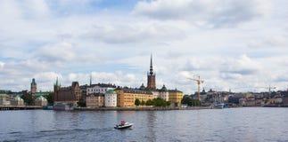 Sport all'aperto di Stoccolma Fotografia Stock Libera da Diritti