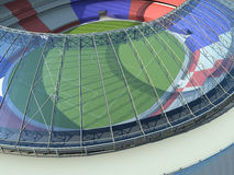 Sport arena. stadium 3d illustration Royalty Free Stock Photo