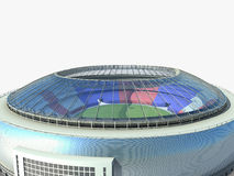Sport arena. stadium 3d illustration Stock Photo