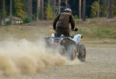 Sport ATV Stock Images