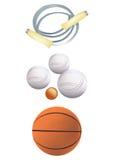 Sport-Ausrüstung Stockfotos