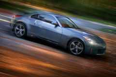 Sport-Auto 2 Lizenzfreie Stockfotografie