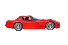 Sport-Auto Lizenzfreies Stockbild