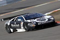 Sport-Auto, Lamborghini Murcielago 670 R-SV Stockfotografie
