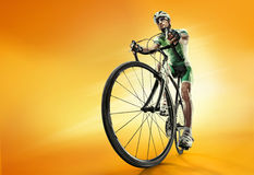 Sport background. Stock Photo