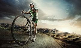 Sport background. Royalty Free Stock Photos