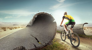 Sport background. Royalty Free Stock Photo