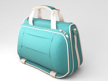 Sport bag Royalty Free Stock Photography