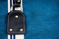Sport bag texture Stock Images