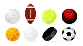 Sport ball Stock Photography