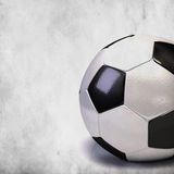 Sport ball grunge background Stock Image