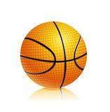 Sport ball icon- basketball Royalty Free Stock Photo