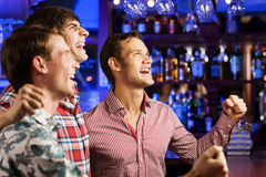 Sport bar Stock Image