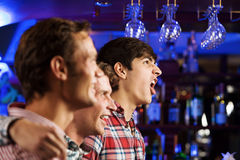 Sport bar Royalty Free Stock Image