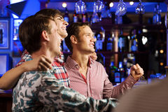 Sport bar Royalty Free Stock Images