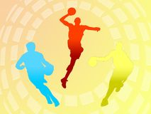 Sport basketball Royalty Free Stock Image