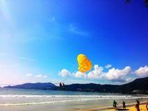 Sport beach Royalty Free Stock Image