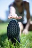 sport biegacz Zdjęcie Royalty Free