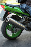 Sport bike. Stock Photos
