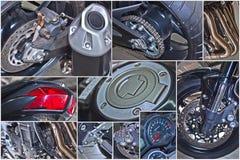 Sport bike Stock Image