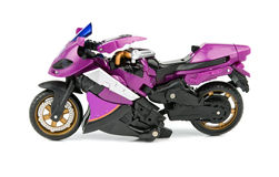 Sport bike Royalty Free Stock Images