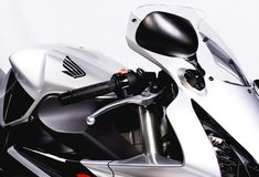 Sport bike. On white background Stock Photos