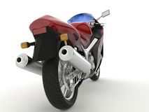Sport bike Royalty Free Stock Photography