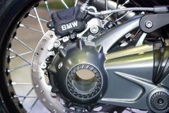 Sport bike-details Royalty Free Stock Photography