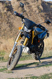 Sport bike for enduro Stock Photo