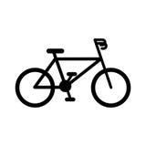 Sport bike vehicle Stock Photos