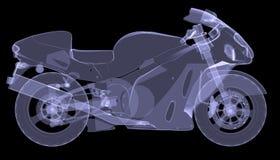 Sport bike Stock Images
