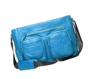 Sport blue bag Stock Image